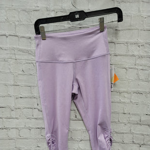 Primary Photo - BRAND: ZELLA STYLE: ATHLETIC CAPRIS COLOR: LAVENDER SIZE: XS SKU: 115-115338-3143