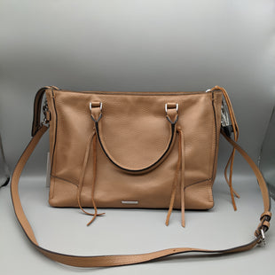 Primary Photo - BRAND: REBECCA MINKOFF STYLE: HANDBAG COLOR: BROWN SIZE: MEDIUM OTHER INFO: ** SKU: 115-115260-94643