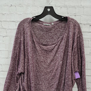Primary Photo - BRAND: ATHLETA STYLE: TOP LONG SLEEVE COLOR: MAROON SIZE: L SKU: 115-115314-12191