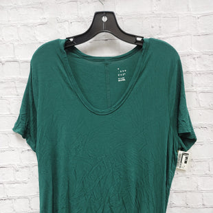 Primary Photo - BRAND: A NEW DAY STYLE: TOP SHORT SLEEVE BASIC COLOR: GREEN SIZE: XXL SKU: 115-115257-29548