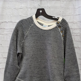 Primary Photo - BRAND: COLUMBIA STYLE: SWEATER LIGHTWEIGHT COLOR: HOUNDSTOOTH SIZE: XL SKU: 115-115257-30235