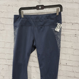 Primary Photo - BRAND: ATHLETA STYLE: ATHLETIC CAPRIS COLOR: NAVY SIZE: L SKU: 115-115314-12209