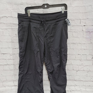 Primary Photo - BRAND: LULULEMON STYLE: ATHLETIC PANTS COLOR: BLACK SIZE: 10 SKU: 115-115309-17983