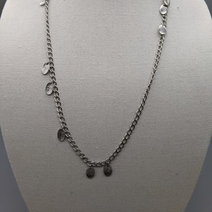 Primary Photo - BRAND: PREMIER DESIGNS STYLE: NECKLACE COLOR: SILVER OTHER INFO: NUMBERS SKU: 115-115314-9916