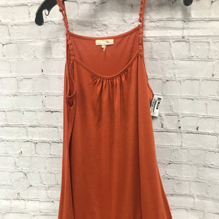 Primary Photo - BRAND: RYU STYLE: DRESS SHORT SLEEVELESS COLOR: ORANGE SIZE: M SKU: 115-115260-92575