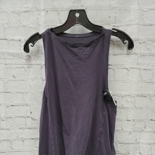 Primary Photo - BRAND: LULULEMON STYLE: ATHLETIC TANK TOP COLOR: PURPLE SIZE: S SKU: 115-115338-4581