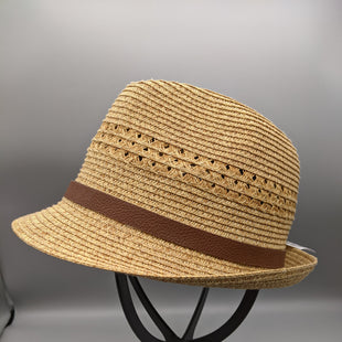 Primary Photo - BRAND:    CLOTHES MENTOR STYLE: HAT COLOR: STRAW OTHER INFO: STRAW STUDIOS - SKU: 115-115347-724