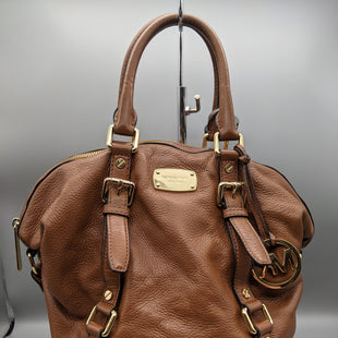 Primary Photo - BRAND: MICHAEL BY MICHAEL KORS STYLE: HANDBAG COLOR: BROWN SIZE: MEDIUM SKU: 115-115314-12388SOME WEAR AND STAINS