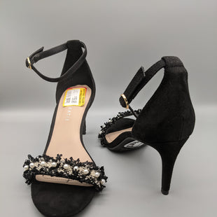 Primary Photo - BRAND: KELLY AND KATIE STYLE: SHOES HIGH HEEL COLOR: BLACK SIZE: 7.5 OTHER INFO: PEARL BEADS ON TOE SKU: 115-115314-6844