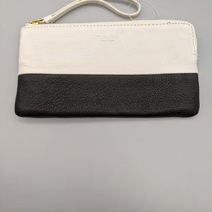 Primary Photo - BRAND: PERLINA STYLE: WRISTLET COLOR: BLACK WHITE OTHER INFO: NEW! SKU: 115-115347-1066