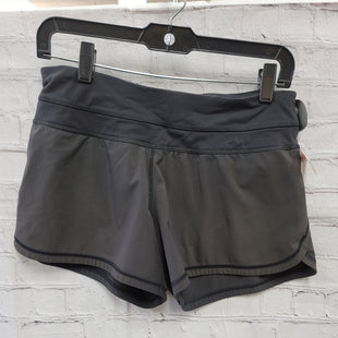 Primary Photo - BRAND: LULULEMON STYLE: ATHLETIC SHORTS COLOR: BLACK SIZE: 6 SKU: 115-115309-19869