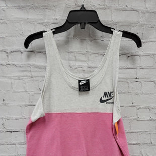 Primary Photo - BRAND: NIKE STYLE: ATHLETIC TANK TOP COLOR: PINK SIZE: XL SKU: 115-115347-2775