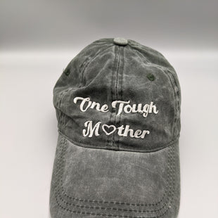 Primary Photo - BRAND: MAURICES STYLE: HAT COLOR: GREEN OTHER INFO: ONE TOUGH MOTHER SKU: 115-115314-11541