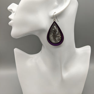 Primary Photo - BRAND: PREMIER DESIGNS STYLE: EARRINGS COLOR: PURPLE OTHER INFO: SKU: 115-115314-9926