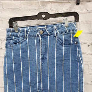 Primary Photo - BRAND: ALTARD STATE STYLE: SKIRT COLOR: DENIM SIZE: S SKU: 115-115338-1311