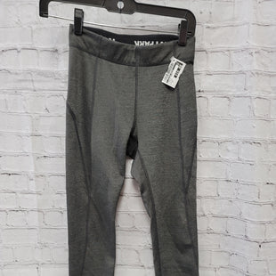 Primary Photo - BRAND:    CLOTHES MENTOR STYLE: ATHLETIC PANTS COLOR: CHARCOAL SIZE: XS OTHER INFO: IVY PARK - SKU: 115-115360-873