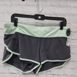 Primary Photo - BRAND: LULULEMON STYLE: ATHLETIC SHORTS COLOR: BLACK SIZE: 10 SKU: 115-115360-2129
