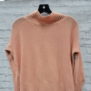 Primary Photo - BRAND: ANTHROPOLOGIE STYLE: SWEATER LIGHTWEIGHT COLOR: PEACH SIZE: S SKU: 115-115335-3721
