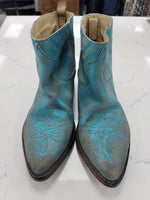 Photo #1 - BRAND:  CMB <BR>STYLE: BOOTS ANKLE <BR>COLOR: TEAL <BR>SIZE: 7 <BR>OTHER INFO: MR WOLF - <BR>SKU: 115-115340-4752