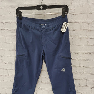 Primary Photo - BRAND: EDDIE BAUER STYLE: ATHLETIC CAPRIS COLOR: NAVY SIZE: 0 SKU: 115-115338-3785
