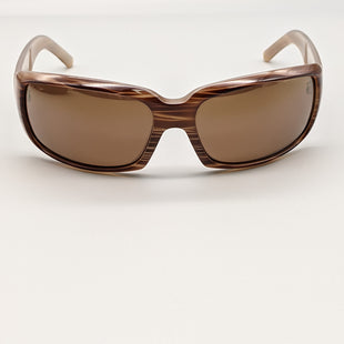 Primary Photo - BRAND:  CMB STYLE: SUNGLASSES COLOR: BROWN OTHER INFO: MAUI JIM - BLUE WATER SKU: 115-115257-29881MINOR SCRATCHES