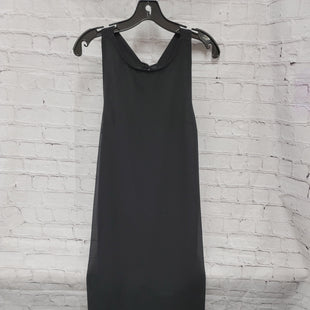 Primary Photo - BRAND:    CLOTHES MENTOR STYLE: DRESS LONG SLEEVELESS COLOR: BLACK SIZE: S OTHER INFO: ANGL - SKU: 115-115309-20275