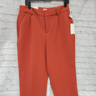 Primary Photo - BRAND: A NEW DAY STYLE: PANTS COLOR: ORANGE SIZE: 12 SKU: 115-115335-2014