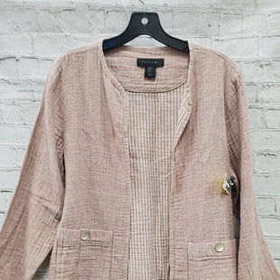 Primary Photo - BRAND: TAHARI STYLE: BLAZER JACKET COLOR: MAUVE SIZE: S SKU: 115-115314-7753