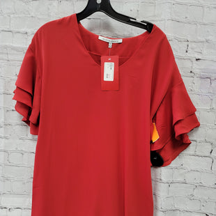Primary Photo - BRAND: COLLECTIVE CONCEPTS STYLE: DRESS SHORT SHORT SLEEVE COLOR: RED SIZE: S SKU: 115-115360-397