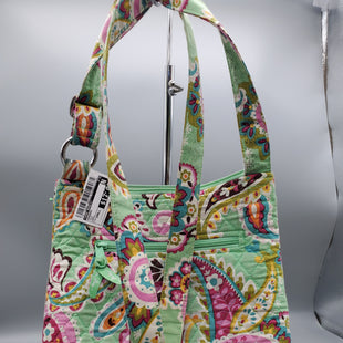 Primary Photo - BRAND: VERA BRADLEY STYLE: HANDBAG COLOR: MINT SIZE: SMALL SKU: 115-115302-18652CROSSBODY
