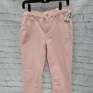 Primary Photo - BRAND: ANN TAYLOR LOFT STYLE: PANTS COLOR: LIGHT PINK SIZE: 4 SKU: 115-115302-16919