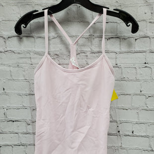 Primary Photo - BRAND: LULULEMON STYLE: ATHLETIC TANK TOP COLOR: PINK SIZE: 8 SKU: 115-115340-3189