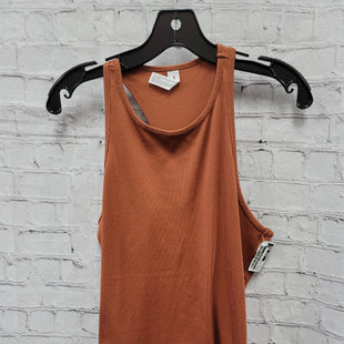 Primary Photo - BRAND:    CLOTHES MENTOR STYLE: ATHLETIC TANK TOP COLOR: RUST SIZE: M OTHER INFO: ALL IN MOTION - SKU: 115-115336-4363