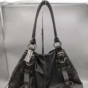 Primary Photo - BRAND: REFLECTIONS STYLE: HANDBAG COLOR: BLACK SIZE: LARGE SKU: 115-115335 -3700