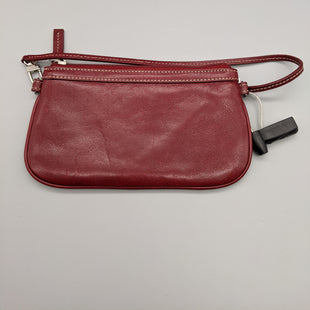 Primary Photo - BRAND: NORDSTROM STYLE: WRISTLET COLOR: BURGUNDY SKU: 115-115347-2370