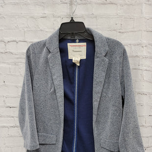 Primary Photo - BRAND: ANTHROPOLOGIE STYLE: BLAZER JACKET COLOR: BLUE SIZE: S SKU: 115-115360-1726