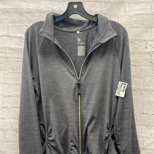 Primary Photo - BRAND:    CLOTHES MENTOR STYLE: ATHLETIC JACKET COLOR: GREY SIZE: M OTHER INFO: ALL IN MOTION - SKU: 115-115338-3769