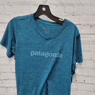 Primary Photo - BRAND: PATAGONIA STYLE: ATHLETIC TOP COLOR: BLUE SIZE: XL SKU: 115-115360-1905