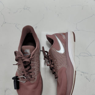 Primary Photo - BRAND: NIKE STYLE: SHOES ATHLETIC COLOR: MAUVE SIZE: 8 SKU: 115-115336-5250