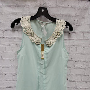 Primary Photo - BRAND: LC LAUREN CONRAD STYLE: TOP SLEEVELESS COLOR: MINT SIZE: S SKU: 115-115336-731