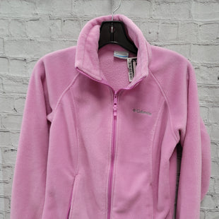 Primary Photo - BRAND: COLUMBIA STYLE: FLEECE COLOR: PINK SIZE: S SKU: 115-115314-11650