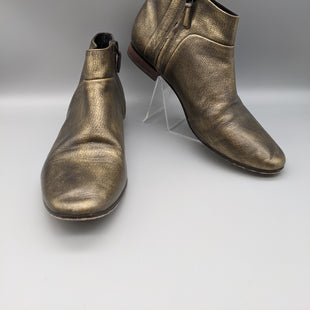Primary Photo - BRAND: COLE-HAAN STYLE: BOOTS ANKLE COLOR: BRONZE SIZE: 7.5 OTHER INFO: ** SKU: 115-115347-1012