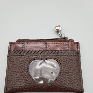 Primary Photo - BRAND: BRIGHTON STYLE: COIN PURSE COLOR: BROWN SIZE: SMALL SKU: 115-115347-1067