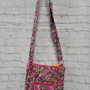 Primary Photo - BRAND: VERA BRADLEY STYLE: HANDBAG COLOR: PINK SIZE: MEDIUM SKU: 115-115338-4406