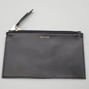 Primary Photo - BRAND: COLE-HAAN STYLE: WRISTLET COLOR: BLACK SKU: 115-115302-152856.75 X 4GREAT CONDITION, MINOR WEAR TO LEATHER