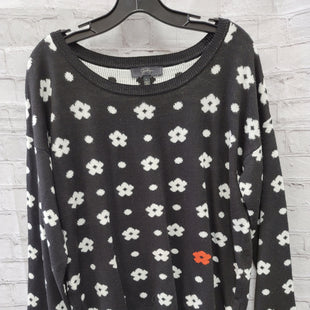Primary Photo - BRAND: JESSICA SIMPSON STYLE: SWEATER LIGHTWEIGHT COLOR: BLACK WHITE SIZE: L SKU: 115-115336-1550