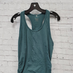 Primary Photo - BRAND: ATHLETA STYLE: ATHLETIC TANK TOP COLOR: EMERALD SIZE: L SKU: 115-115314-12203