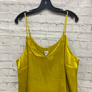 Primary Photo - BRAND: A NEW DAY STYLE: TOP SLEEVELESS COLOR: CHARTREUSE SIZE: XXL SKU: 115-115309-18487