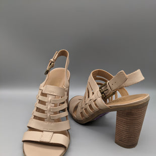 Primary Photo - BRAND: FRANCO SARTO STYLE: SANDALS HIGH COLOR: TAN SIZE: 6 OTHER INFO: ** SOME WEARSKU: 115-115267-22195