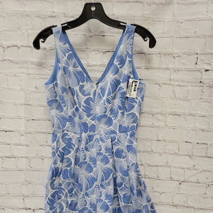 Primary Photo - BRAND: MOULINETTE SOEURS STYLE: DRESS SHORT SLEEVELESS COLOR: BLUE SIZE: XS OTHER INFO: 0 SKU: 115-115314-9970